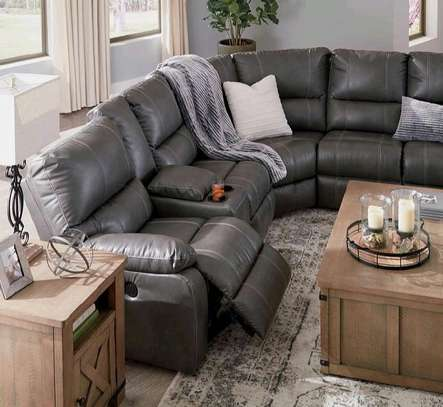 recliners/five seater recliner sofas image 1