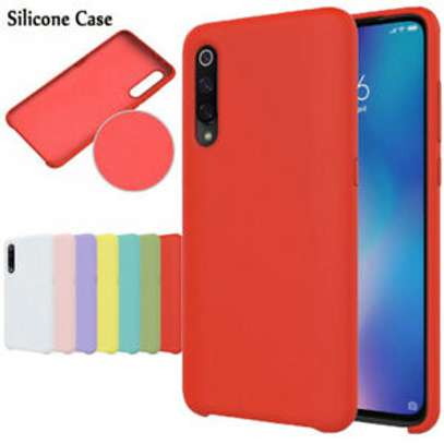 Silicone case with Soft Touch for Huawei P30 P30 Pro P30 Lite image 8