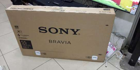 Sony Bravia X8500F Android 4K 55 Inch Smart TV With Google Playstore Netflix YouTube WiFi Brand New