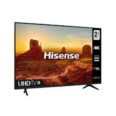 New Hisense 43 inch UHD-4K Smart Digital Frameless TVs image 1