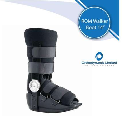 "R.O.M Ankle walker short 11"" image 1"