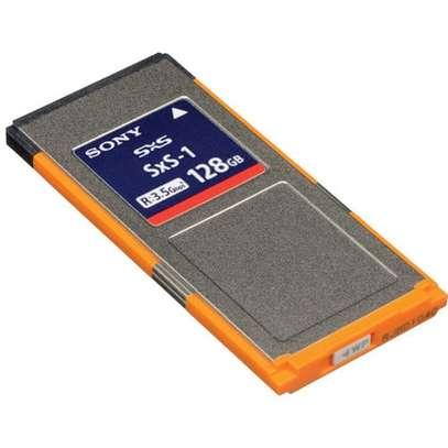 Sony 128GB SxS-1 (G1C) Memory Card image 1