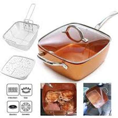 copper pan image 1
