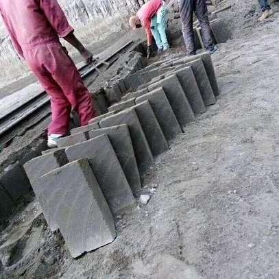 Machine cut stones image 3