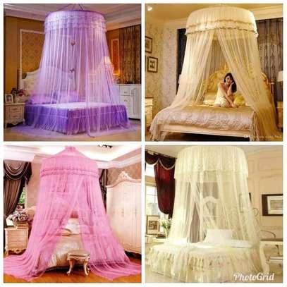 Free Size Round Mosquito Nets