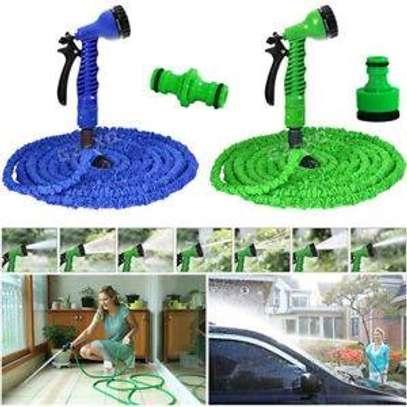 Magic Expandable High Pressure Horse Pipe- Watering Gardening/car Washing image 1