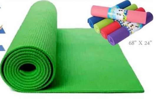 plain color yoga mat image 3