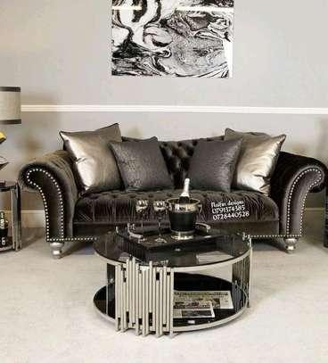 Three seater sofas/modern sofas image 1