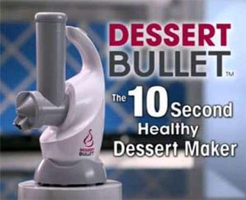 Dessert bullet fruit cream maker image 5