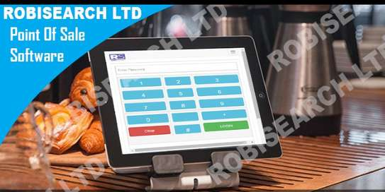 Grocery point of sale software with MPESA image 1