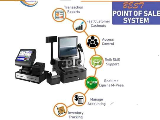 supermarket point of sale system image 1