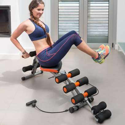 ABS Six Pack Care Exercise Bench Fitness Workout Machine