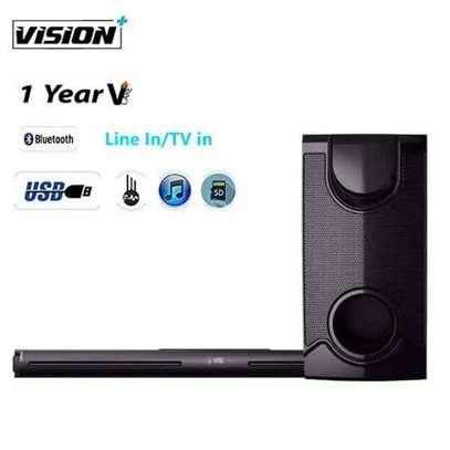 Vision 2.1 CH soundbar system with Bluetooth image 1