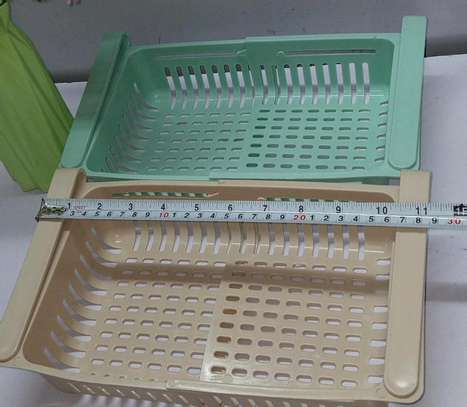 Adjustable fridge Organizer image 1