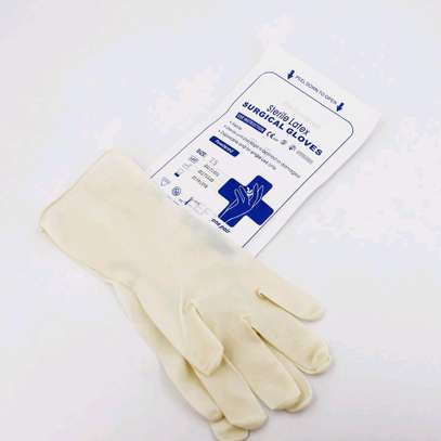 Surgical gloves/Examination gloves/Disposable gloves image 4