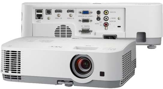 NEC ME 401 Portable Projector with 4000Lumens image 1