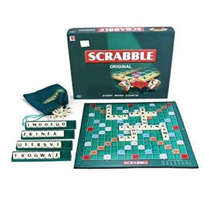 Scrabble board image 2