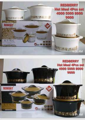 Redberry 4 pcs hot mealHotpots image 1