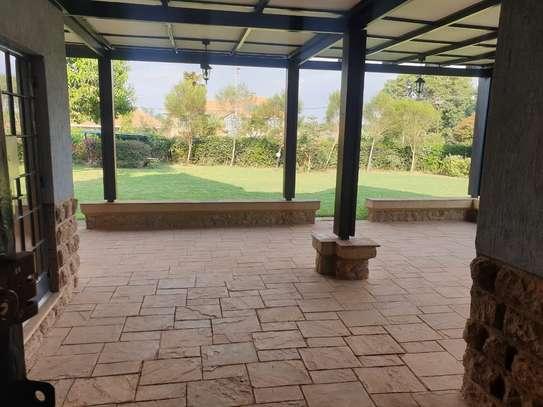 5 bedroom villa for rent in Runda image 1