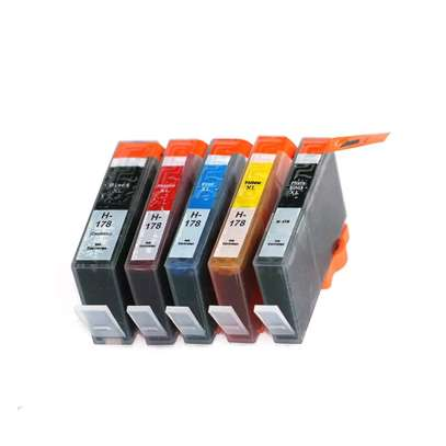 966XL High Yield Black Ink cartridge, 3JA04AN#140 image 2