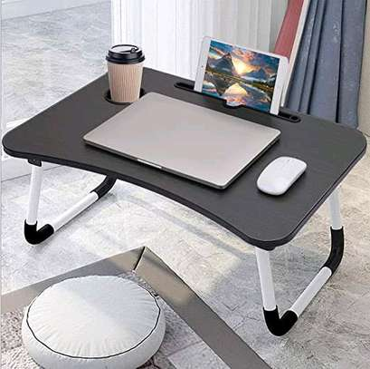 ?Foldable bed laptop table image 3