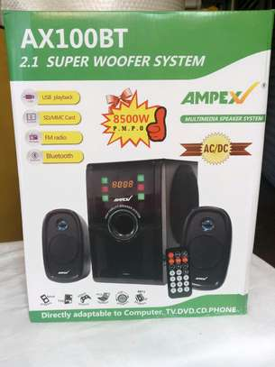 AMPEX Multimedia Super Woofer System image 1