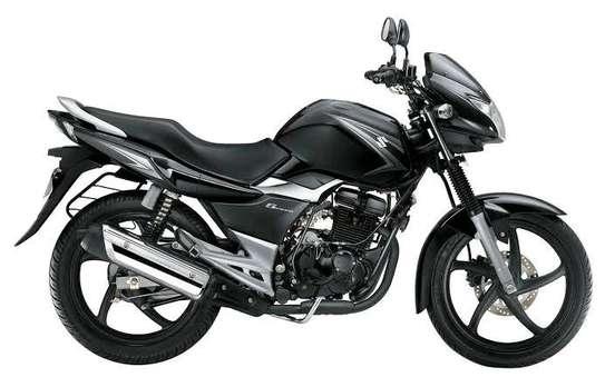 Suzuki GSX 150 image 5