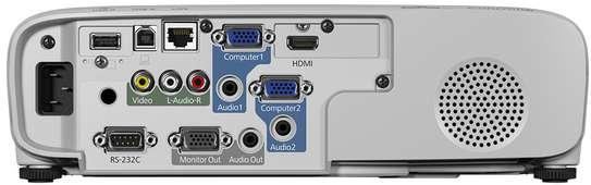 Epson EB-X39, 3500lumens|XGA projector. image 3