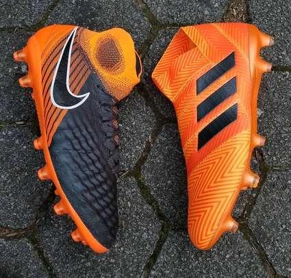 Adidas NEMEZIZ 18+ FG Soccer Boots image 3