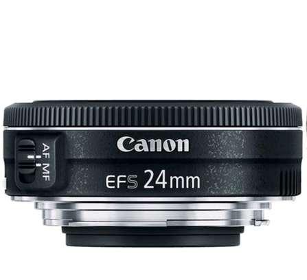 Canon EF-S 24mm f/2.8 STM Lens image 1