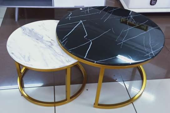 Pure marble Coffee tables image 1