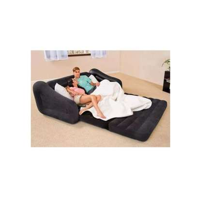 Intex Inflatable pullout sofabed image 2