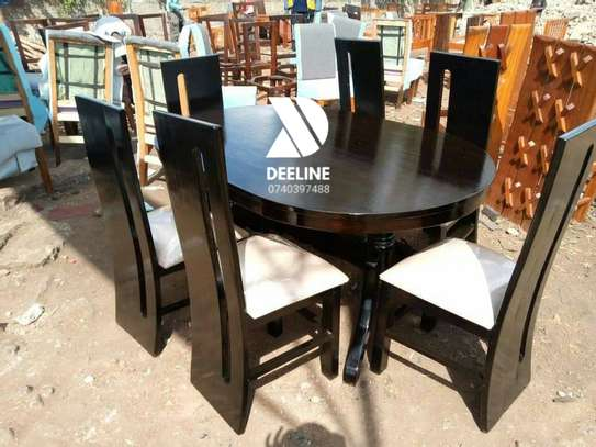 6 Seater Dining Table sets image 2