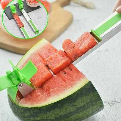Windmill melon slicer. image 4