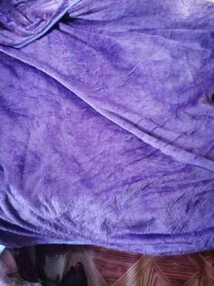 Fleece blankets and warmers image 6