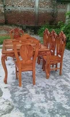 antique dinning sets image 2