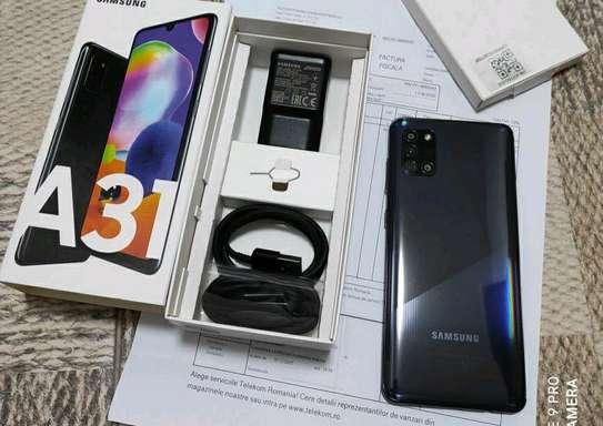 Samsung Galaxy A31 [ 128 Gb Black On Warranty] image 1