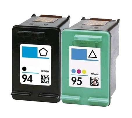 94 black 95 color Inkjet cartridge C8765WN image 9