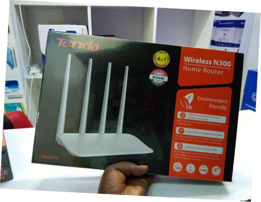 Tenda Wireless Wi-fi Router With High Power