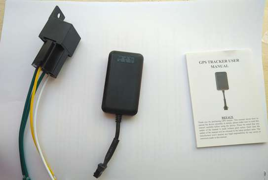 GPS Vehicle Tracker And Immobilizer image 3