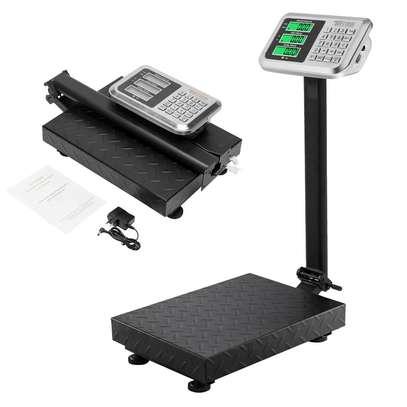 Digital 150Kg Weighing Platform image 1