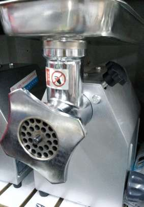 TK 12 MEAT GRINDER MEAT MINCER MACHINE image 1