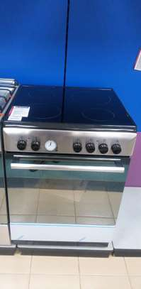 Ariston CE6VM3(X)R/A6V530(X)EX 4 Plate Ceramic Cooker