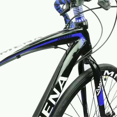 Blue/black Aomena bike/bicycle image 4