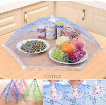 Umbrella Net Food Covers/Pbz image 1