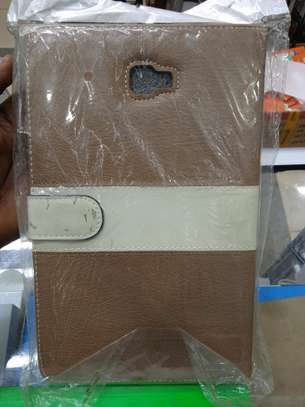 Samsung 10.1 inch Tablet Covers(Golden Colour) Available-in shop image 2
