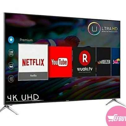 Hisense 50 inches Smart Digital 4k Tvs