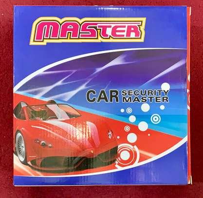 Car Alarm Security System image 1