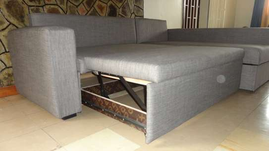 Sofabed with Storage Space image 9