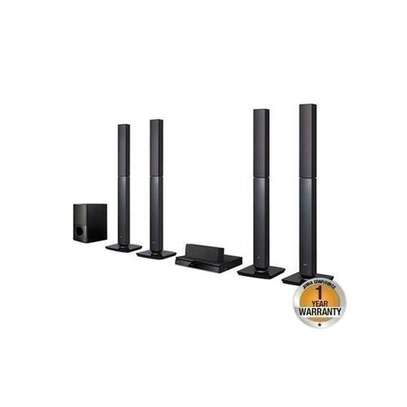 LG LHD-657 - Home Theatre System - 1000W - Black image 1